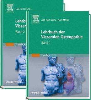 Lehrbuch der Viszeralen Osteopathie/Jean-Pierre Barral / Pierre Mercier