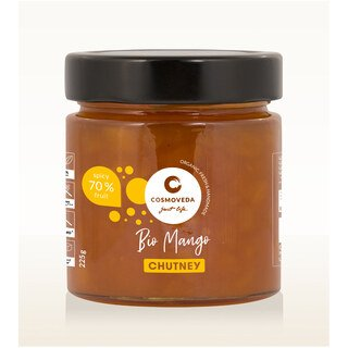 Chutney de mangue BIO- 225 g