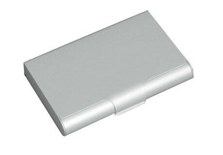 Pharmacie de voyage en aluminium 9 fioles - sans les fioles -/