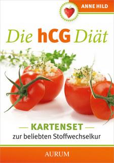 Die hCG Diät - Das Kartenset, Anne Hild