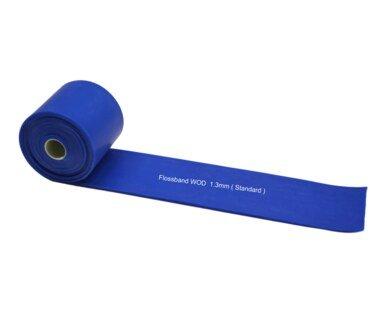 """Flossband """"Wod"""", blau/"""