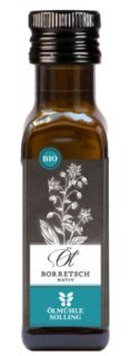 Huile de bourrache vierge- bio- 100 ml/