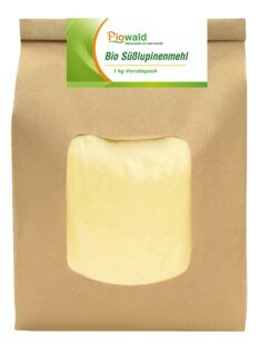 Süßlupinenmehl Bio - 1 kg/