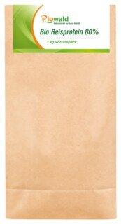 Protéine de riz 80 % Bio - 1 kg/