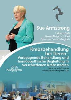 Krebsbehandlung bei Tieren - 1 DVD - Sonderangebot/Sue Armstrong