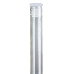 Flat-bottomed vials, clear, 1g/