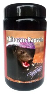 Chitosan capsules - from Robert Franz - 180 capsules/