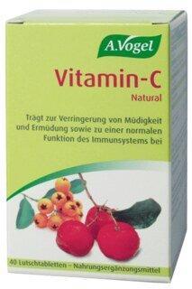 Vitamin C - 40 Lutschtabletten/