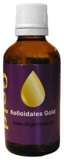 Kolloidales Gold - DOGenesis - 2 ppm - 50 ml/