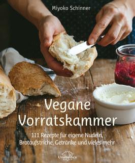 Vegane Vorratskammer - E-Book, Miyoko Schinner