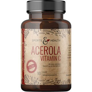 Acerola Vitamin C - 90 Kapseln/