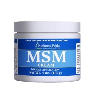 MSM-Creme - 113 g/