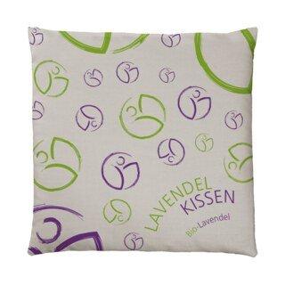 Lavendelkissen - 20 x 20 cm