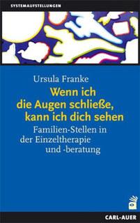 Wenn ich die Augen schliesse, kann ich dich sehen, Ursula Franke