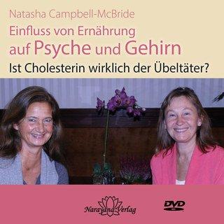 Einfluss von Ernährung auf Psyche und Gehirn - Ist Cholesterin wirklich der Übeltäter? - 1 DVD - Sonderangebot/Natasha Campbell-McBride