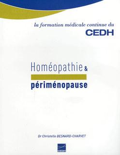 Homéopathie & périménopause/Christelle Besnard-Charvet