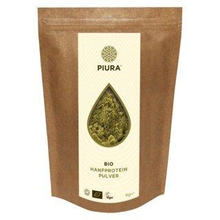 Poudre de protéines de chanvre bio, Piura - 1 kg/