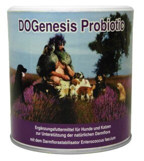 Probiotic for Dogs and Cats - DOGenesis - from Robert Franz - 75 g - Dog Food Supplement
