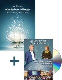 Wunderbare Pflanzen - Set - Buch und DVD/Jan Scholten