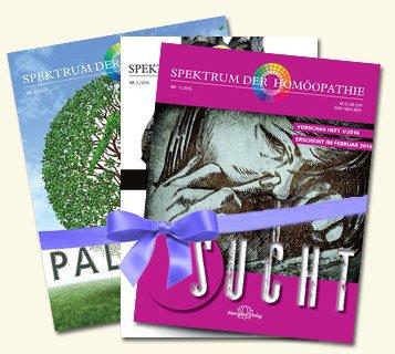 E-Book Set - Spektrum der Homöopathie - E-Book 2016/Narayana Verlag