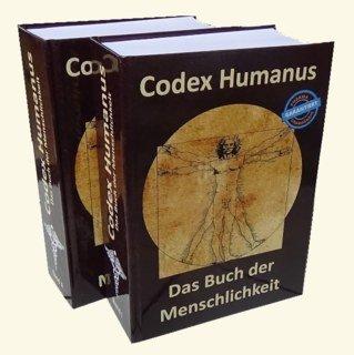 Codex Humanus - Das Buch der Menschlichkeit 2 Bände/