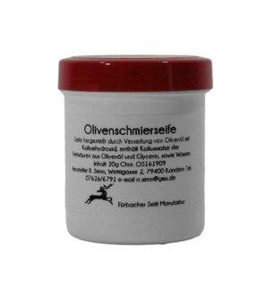 Schmierseife aus Olivenöl - 20 g/