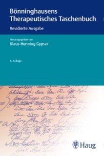 Bönninghausens Therapeutisches Taschenbuch/Klaus-Henning Gypser / Clemens von Bönninghausen