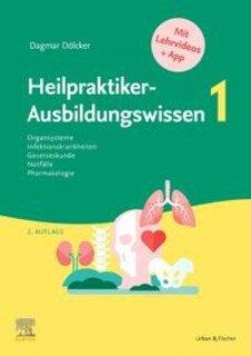 Heilpraktiker-Ausbildungswissen, Dagmar Dölcker