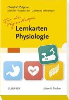Lernkarten Physiologie für die Physiotherapie/Christoff Zalpour
