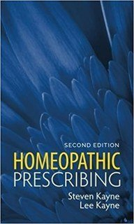 Homeopathic Prescribing Pocket Companion/Steven B. Kayne