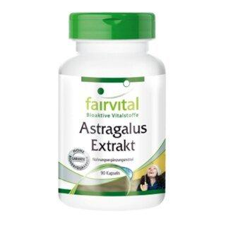 Extrait d'astragale - 90 gélules/