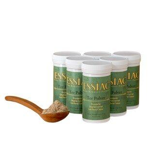 Essiac Tee Kräuterpulver - 6 x 56,5 g