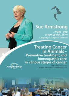 Treating Cancer in Animals - 1 DVD, Sue Armstrong