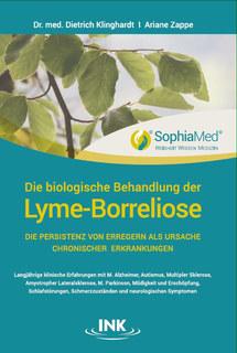 Die biologische Behandlung der Lyme-Borreliose - Mängelexemplar/Dietrich Klinghardt / Ariane Zappe