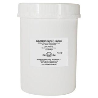 Sucrose pillules, unmedicated, size No.6 - 1000 g/Narayana Verlag