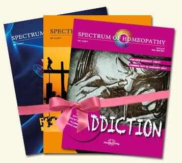 Set-Spectrum of Homeopathy 2017, Narayana Verlag