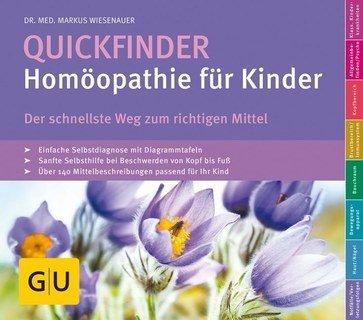 Quickfinder- Homöopathie für Kinder/Markus Wiesenauer