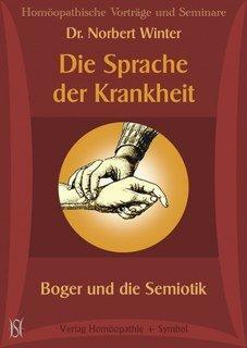 Die Sprache der Krankheit 8 CD´s, Norbert Winter