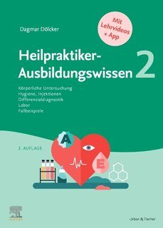 Heilpraktiker-Prüfungswissen, Dagmar Dölcker