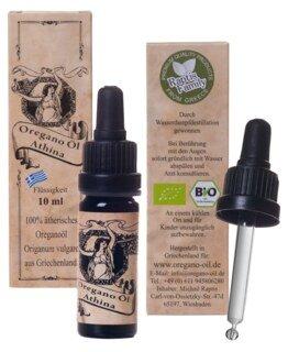 Athina Oregano Öl Bio - 10 ml/