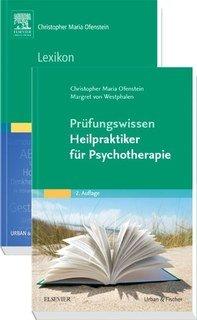Prüfungsvorbereitungs-Set Heilpraktiker für Psychotherapie/Christopher Ofenstein