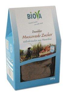 Muscovado Zucker dunkel - 300 g/