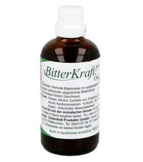 BitterKraft! Original Bio - 100 ml