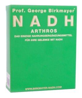 NADH Arthros - Prof. George Birkmayer© - 60 comprimés/