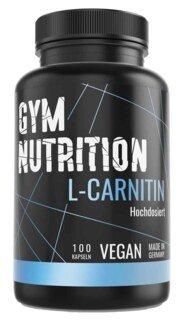 L-Carnitine high-dose - 100 Capsules/