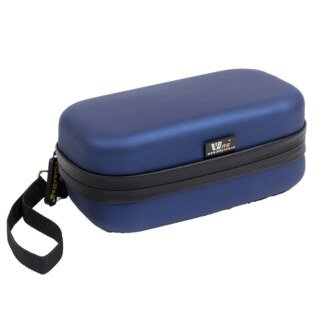 Diabetikertasche Kompakt, blau/