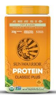 Sunwarrior Classic Plus Natural - 750 g/