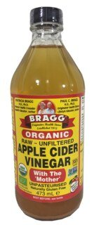 Bragg Apple Cider Vinegar - Apfelessig - 473 ml/
