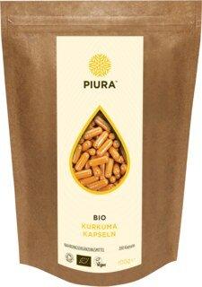 Kurkuma Kapseln Bio Piura - 100 g/