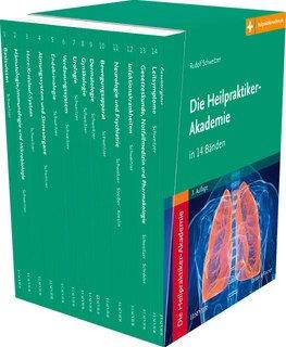 Die Heilpraktiker-Akademie in 14 Bänden/Michael Schröder / Rudolf Schweitzer